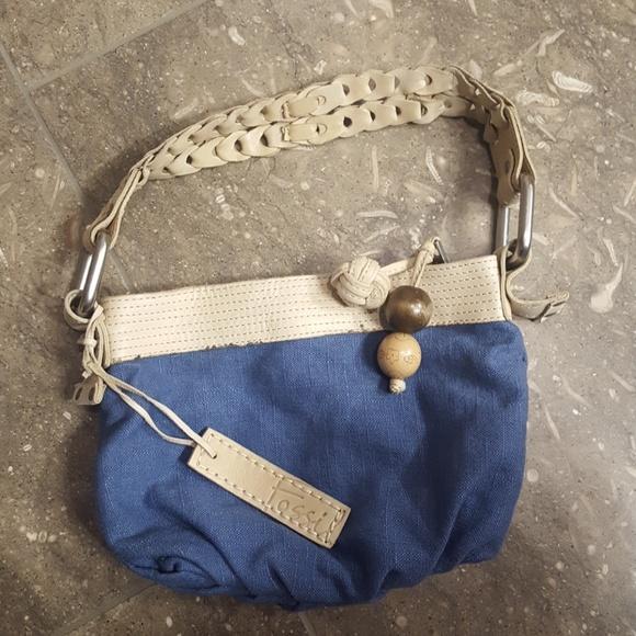 Fossil Handbags - Vintage Fossil mini bag